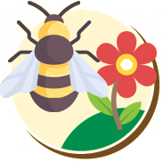 A abelha é ágil e pode visitar 40 mil flores em apenas 1 dia