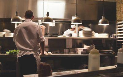 Desinsetização de baratas em restaurantes