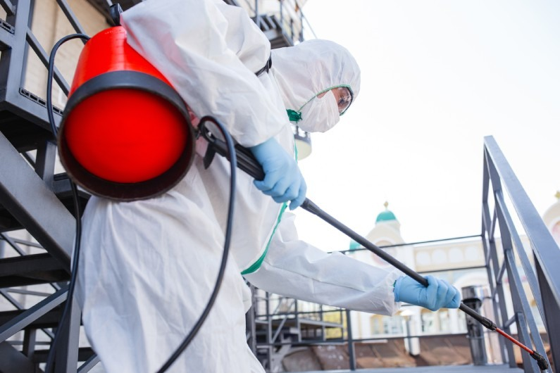Sanitização e desinfecção para residências em Salvador
