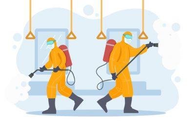Principais dúvidas respondidas sobre o serviço de sanitização