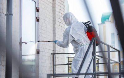 Sanitização de lojas: mantenha seus clientes seguros!