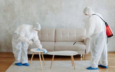 Sanitização de ambientes: conheça as vantagens